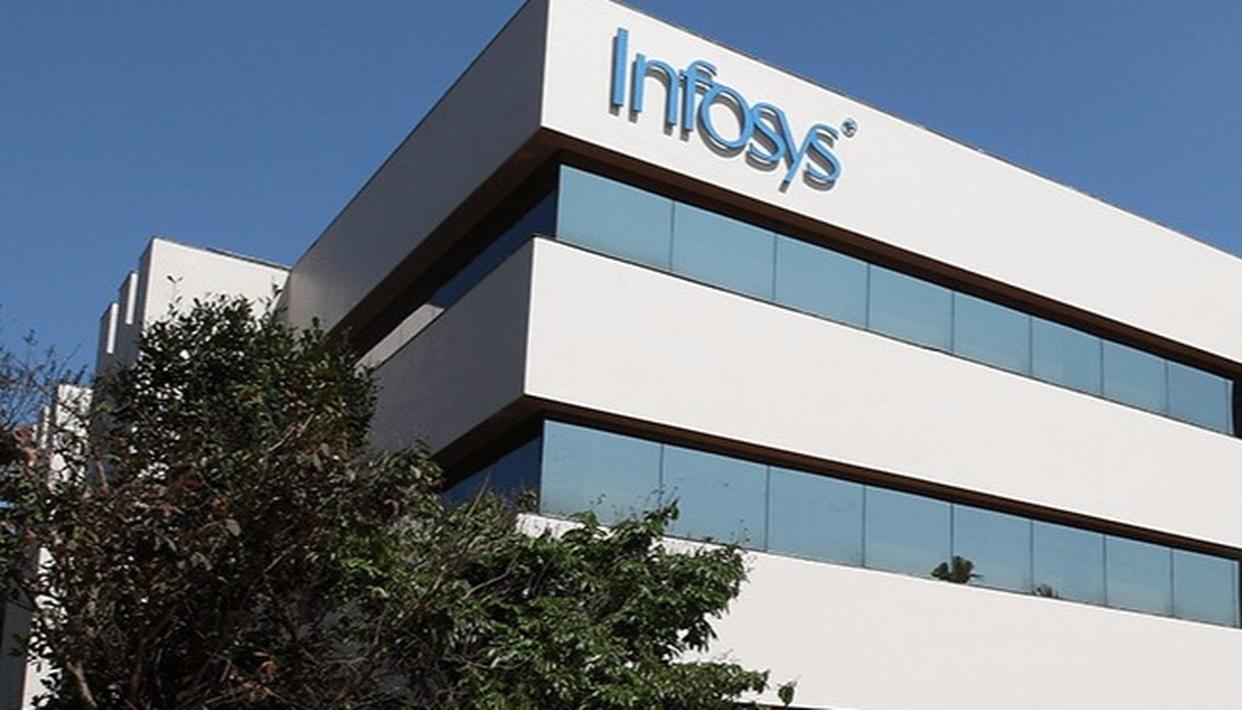 Infosys is among five per cent of companies participating in CDPs climate change program