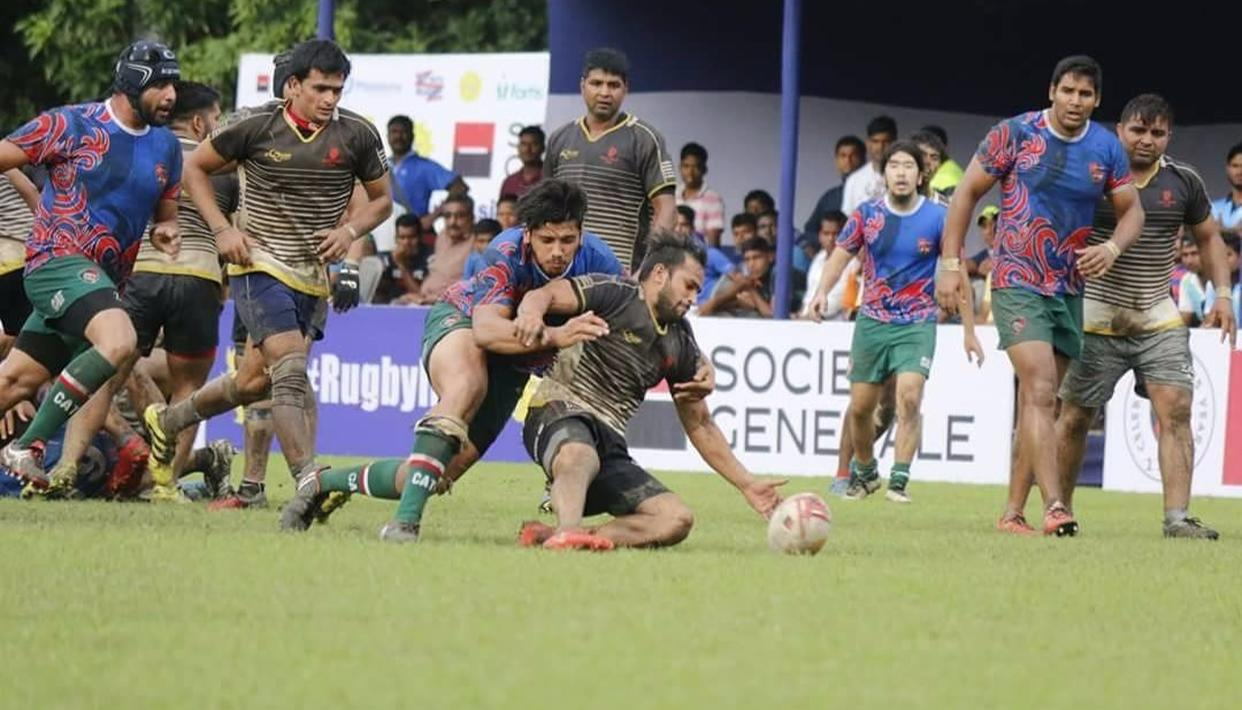 Indian Rugby team
