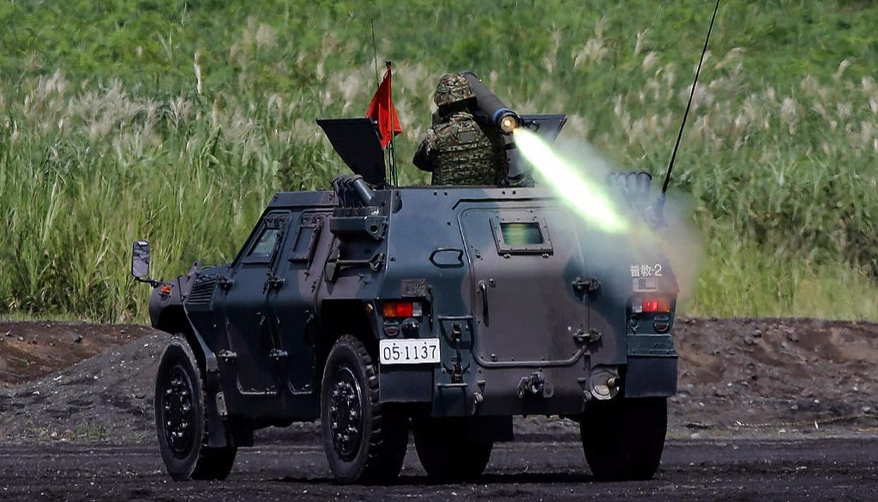 an Anti Tank Guided Missile (Representational image)