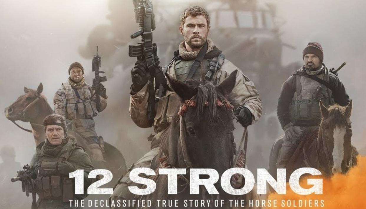 '12 Strong' poster