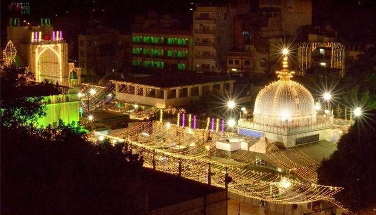 Ajmer dargah deewan declares son successor republic world ajmer dargah credit pti thecheapjerseys Image collections