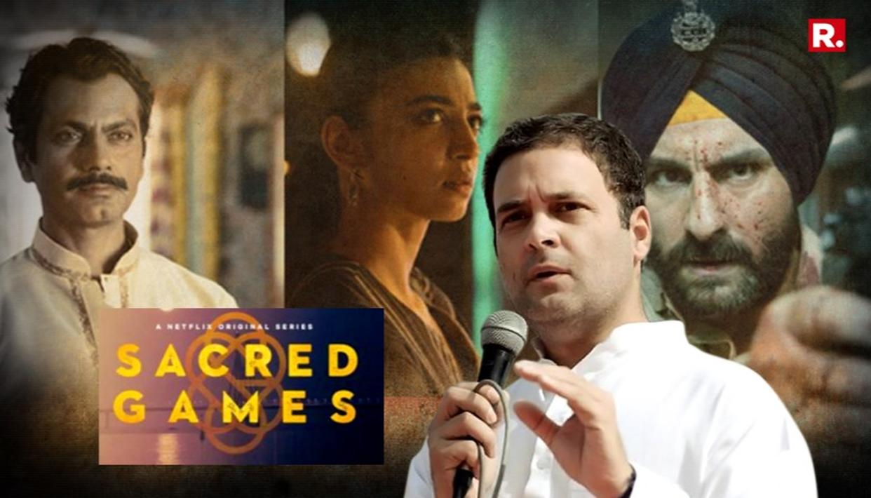 Netflix's Sacred Games: After Congress' complaint, here are