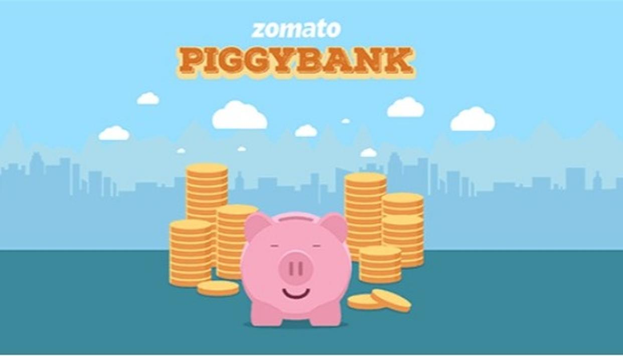 All you need to know about zomato piggybank republic world zomato has launched a new service called piggybank stopboris Image collections