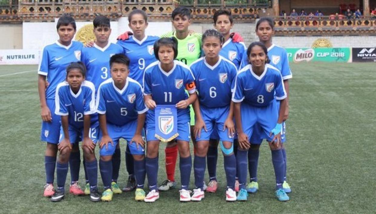 (Source: Indian Football Team)