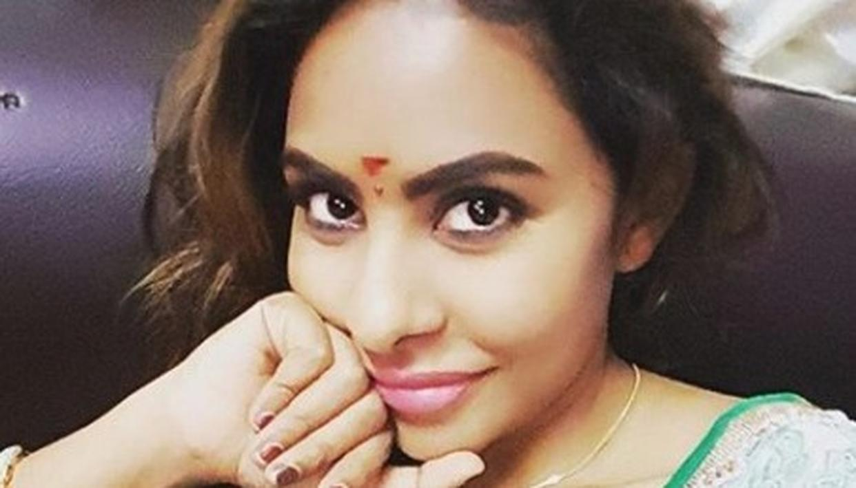 Image result for sri reddy on sachin