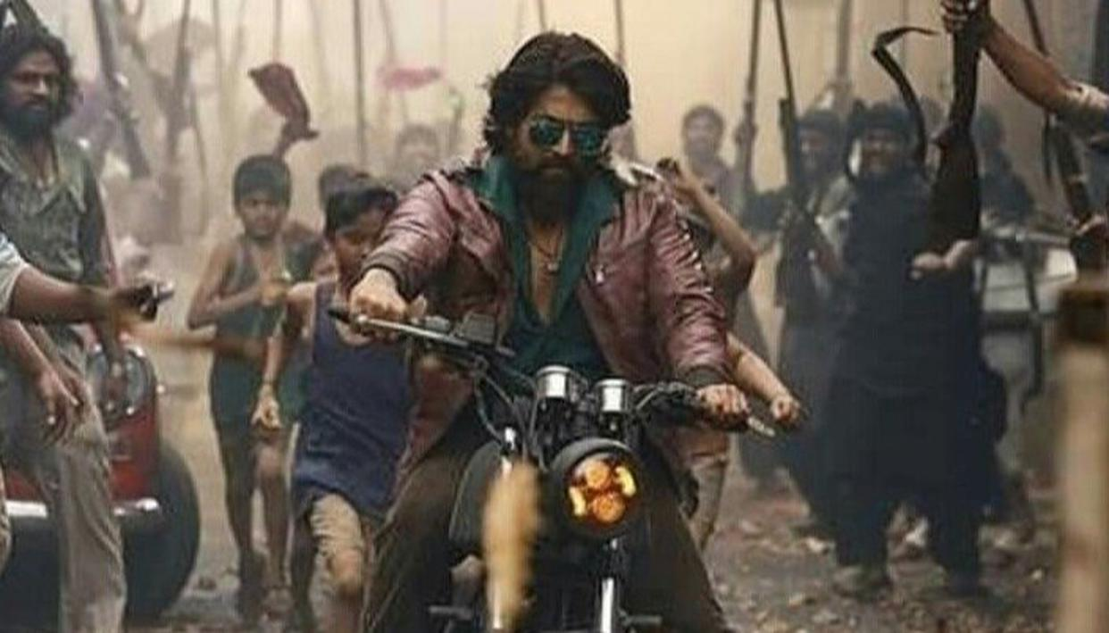 Kannada Film Industrys Finest Fans Overwhelmed With Yash Starrer