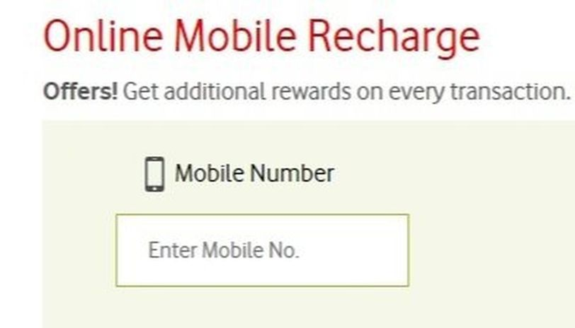 Check the MyVodafone app for new offers on Rs 399, Rs 458, and Rs 509 prepaid recharges.
