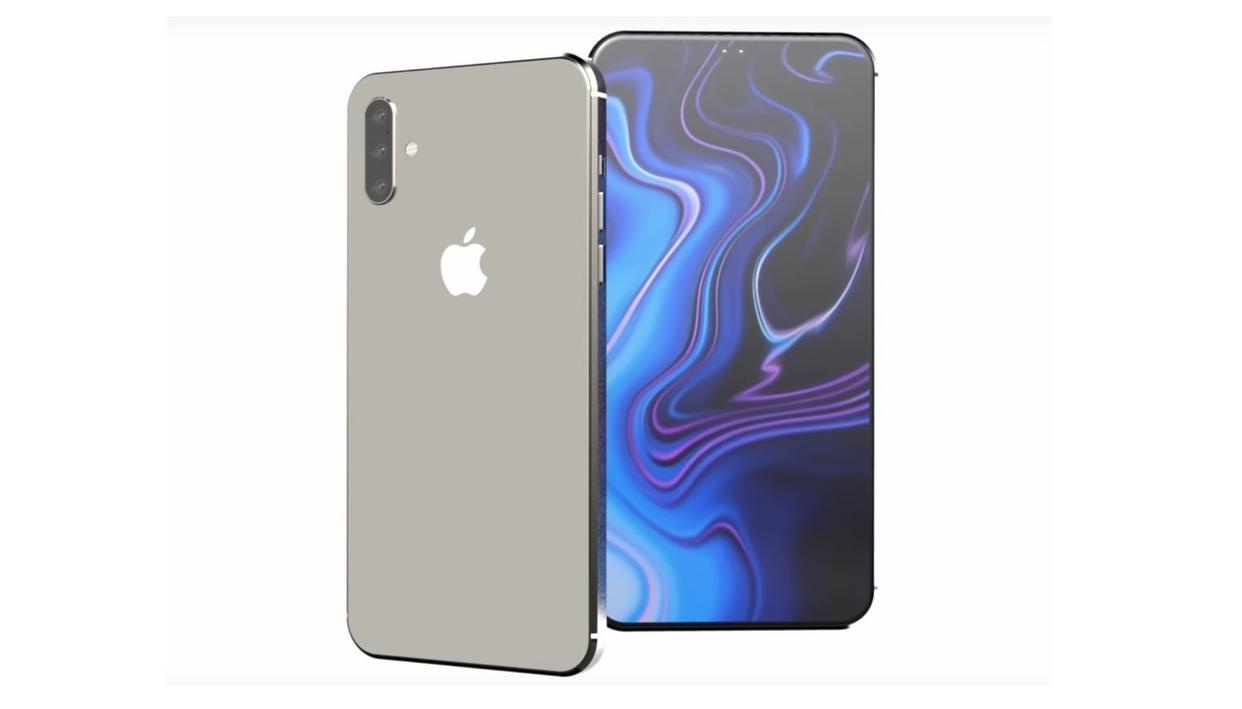 Apple iPhone XI by ConceptCreator