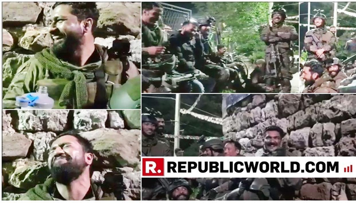Vicky Kaushal pens touching note as 'Uri: The Surgical Strike
