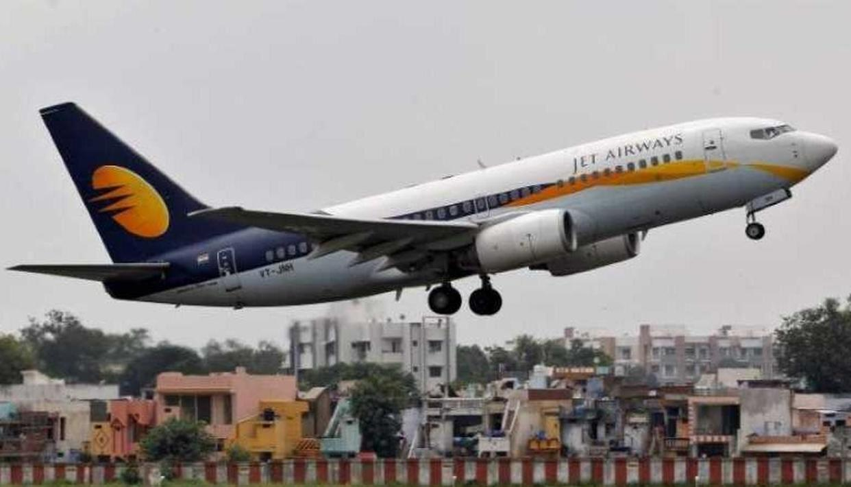 Jet Airways pilot write to PM Modi on non-payment of