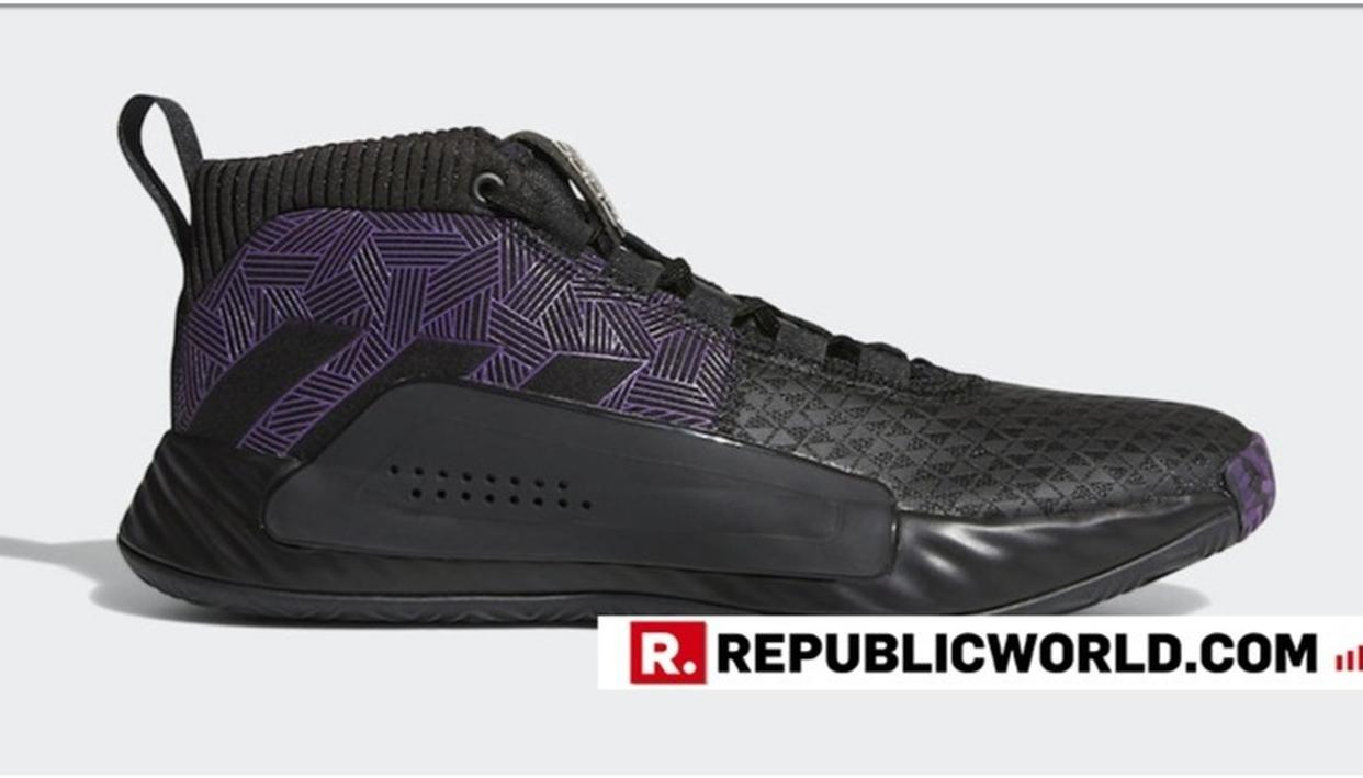 3c3c33f8 Marvel teams up with Adidas for new Black Panther-themed Dame 5 collection  days ahead of Avengers: Endgame release - Republic World