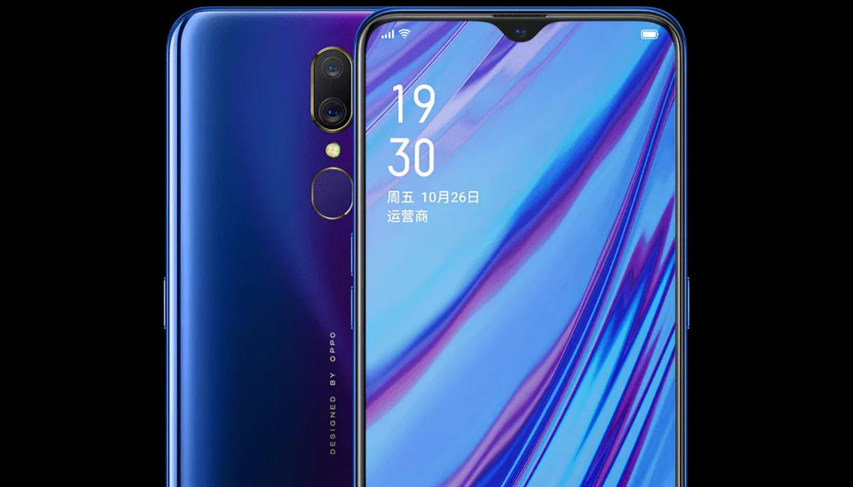Oppo A9 launched with 6 53-inch waterdrop notch display, dual rear