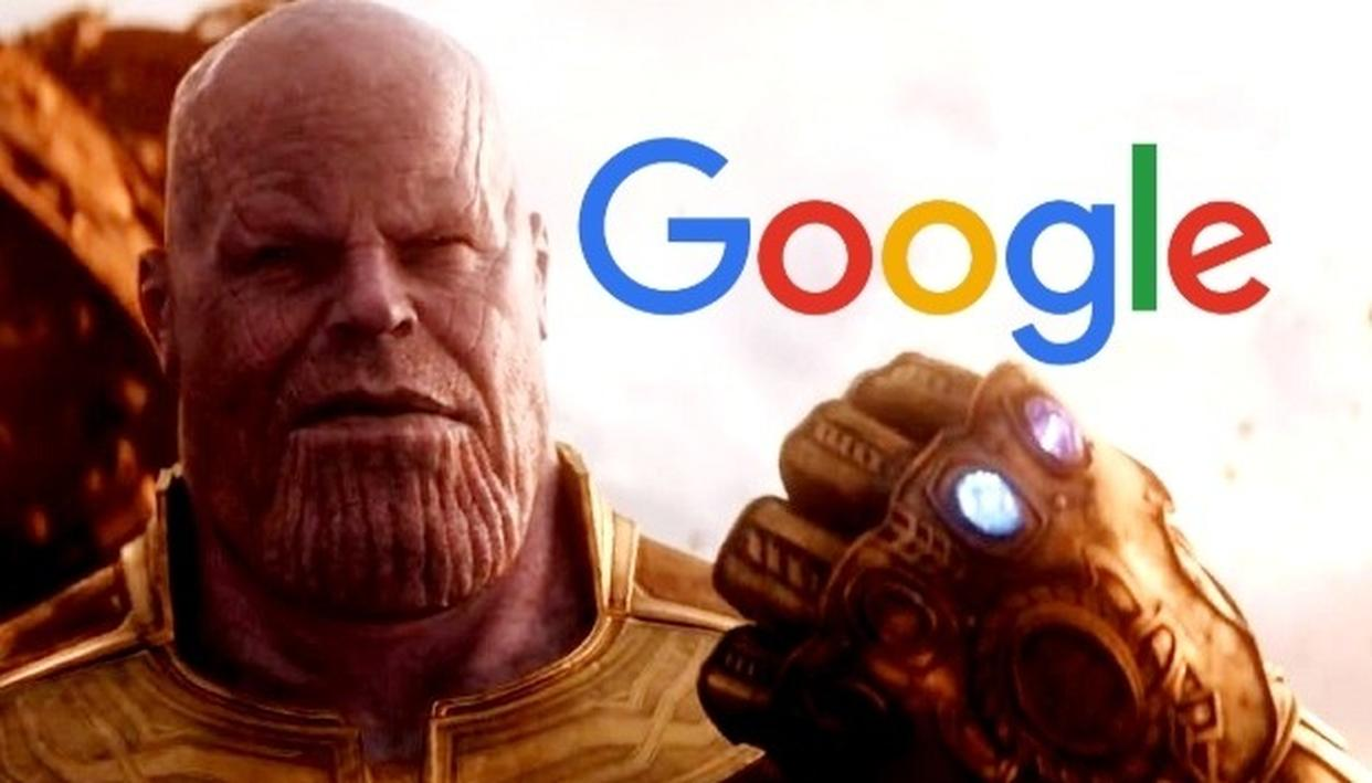 Avengers Endgame effect: Google makes half of its search results