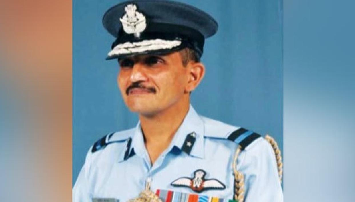 Air Vice Marshal SP Dharkar (Credit: ANI)