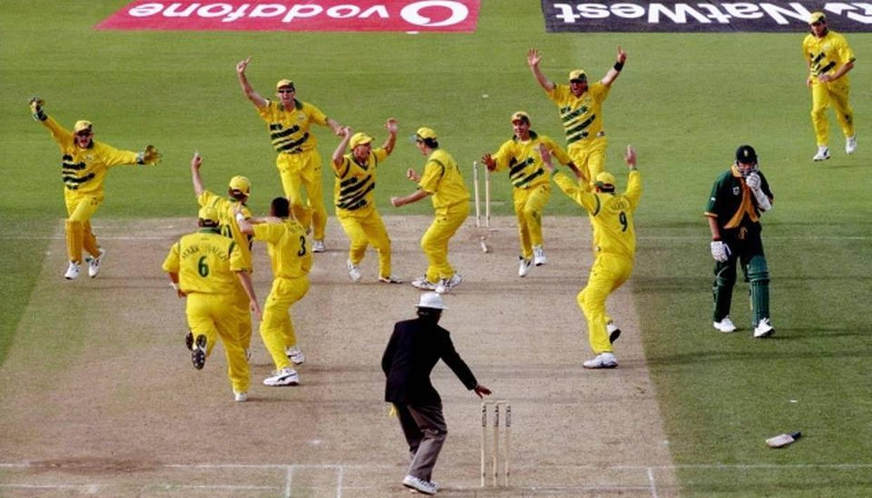 cricket world cup epic moments