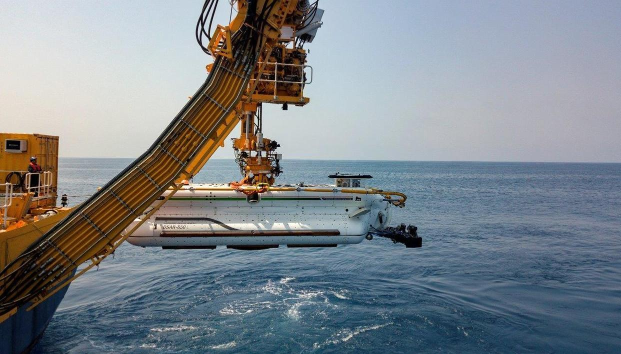 India all set to become Submarine Rescue Provider in the IOR after successful transfer of personnel from submarine to DSRV