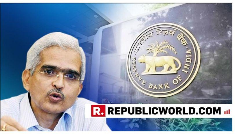 Governor of RBI Shaktikanta Das