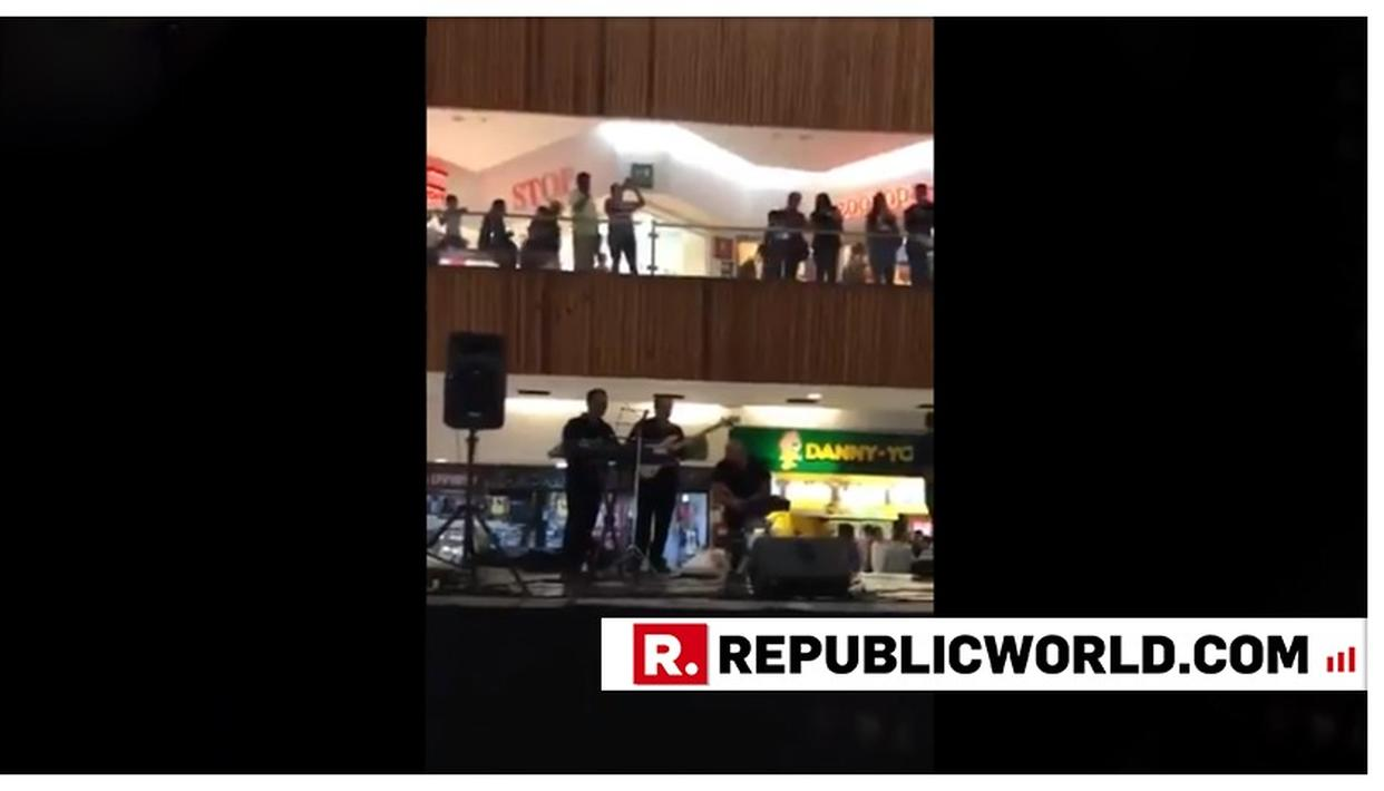 WATCH   Netizens in splits after Mexican band begins playing
