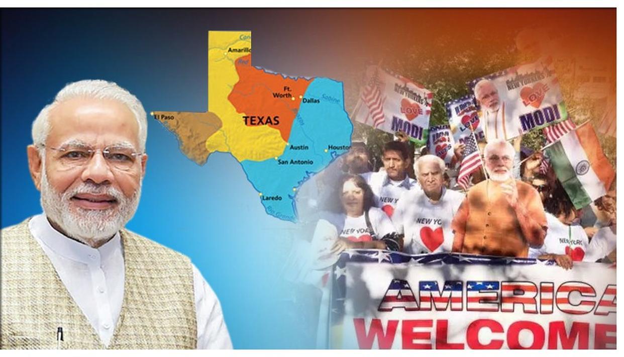 Howdy Modi' Summit: Houston's Texas India Forum prepares to welcome