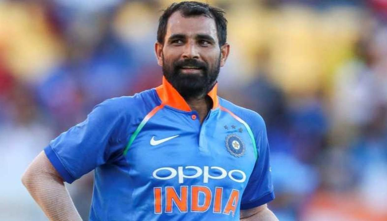 Mohammed Shami (File Photo | PTI)
