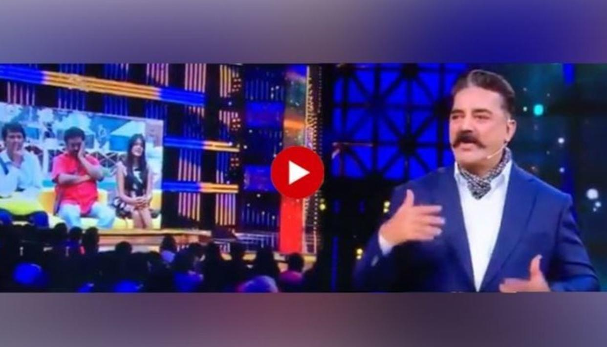 Tamil 'Bigg Boss 3' contestant admitted on the show that he has touched women inappropriately during his college days. The statement was laughed over by Kamal Haasan and the audiences