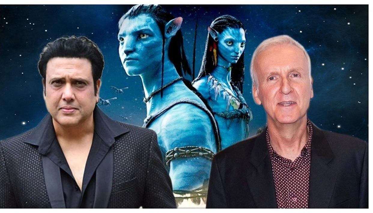 Govinda claims he was offered a role in James Cameron's 'Avatar'