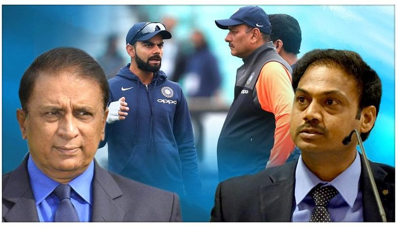 National chairman of selectors MSK Prasad on Tuesday said that he doesn't believe