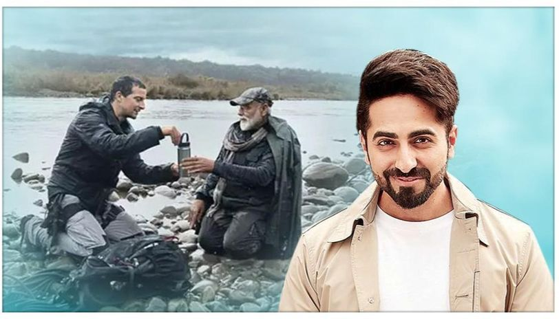 Ayushmann Khurrana is 'super thrilled' to watch PM Modi on 'Man Vs Wild'