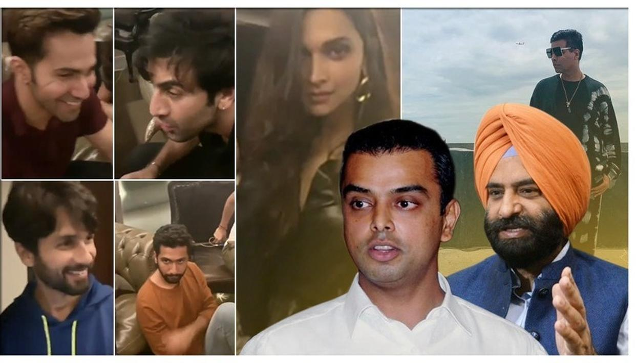 Milind Deora and  Majinder Sirsa debate on Twitter over Karan Johar's party video