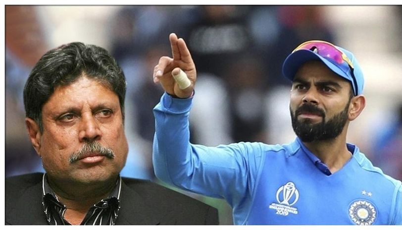 Kohli during his pre-departure press conference didn't hide that he would love to see current head coach Ravi Shastri get another term.