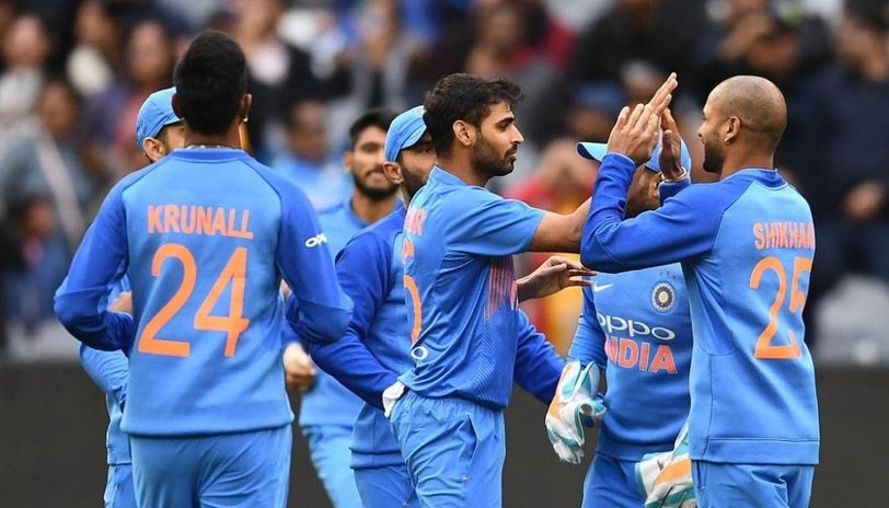 India beat West Indies by four wicketsin the first T20I at Lauderhill, Florida on Saturday.
