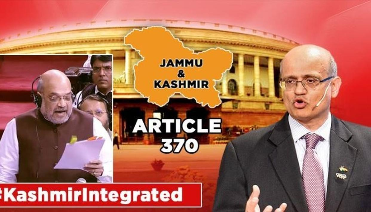 Foreign secretary Vijay Gokhale briefed the Permanent Five countries namely China, France, Russia, United Kingdom, and the United States about the abrogation of Article 370