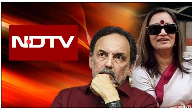 Prannoy Roy and Radhika Apte are founders and promoters of NDTV.