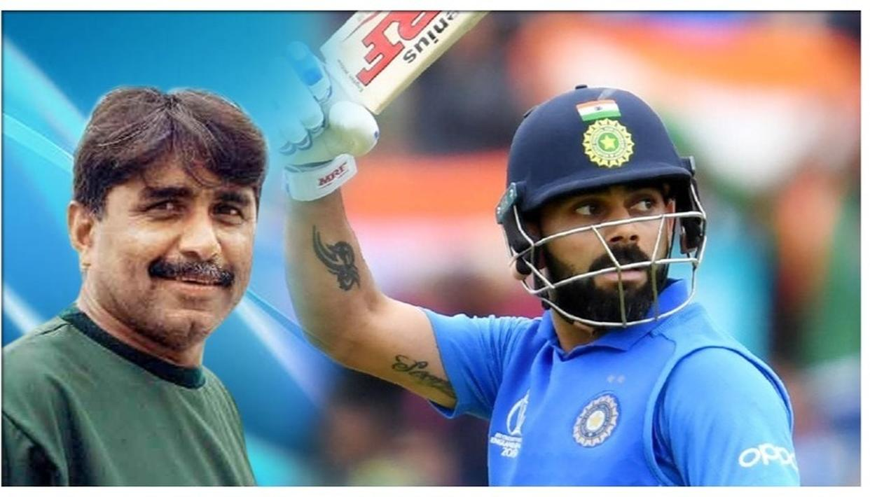 All the Indian captain needs to do is score 19 runs in the 2nd One Day International.