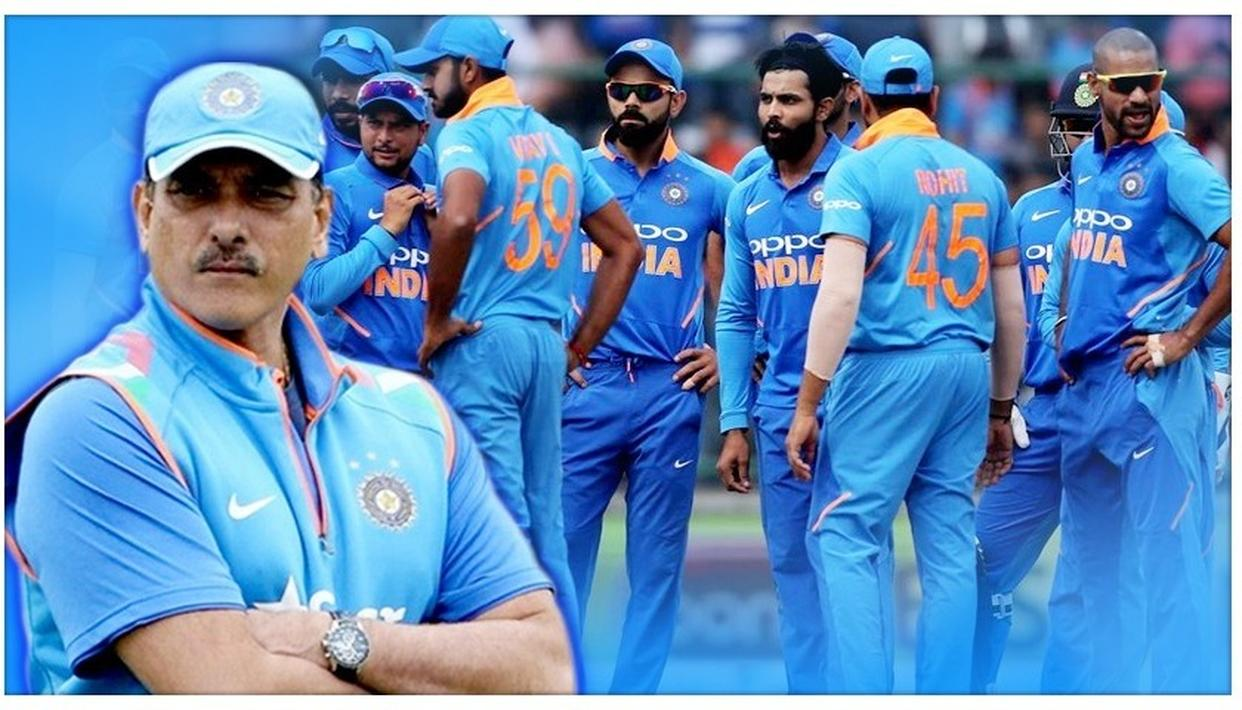 Six candidates, including incumbent Ravi Shastri, were on Monday short-listed for the high-profile post of the Indian cricket team's head coach.
