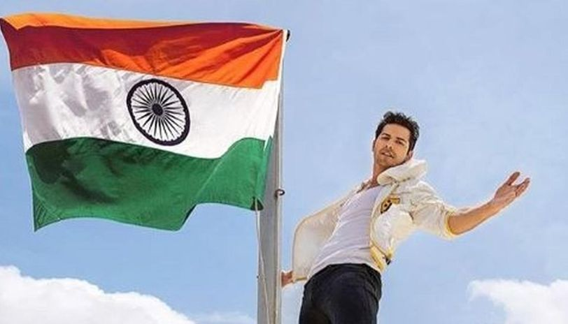 Varun Dhawan wishes Happy Independence Day