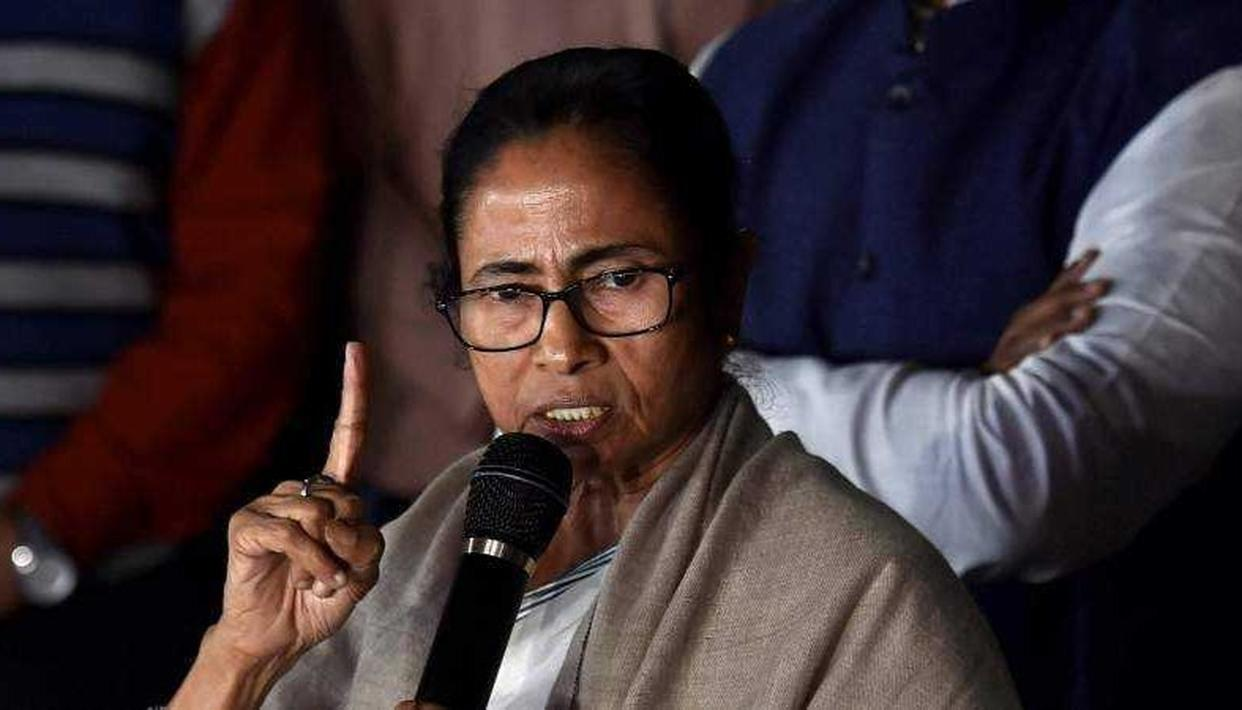 Chief Minister Mamata Banerjee. (Photo | PTI)