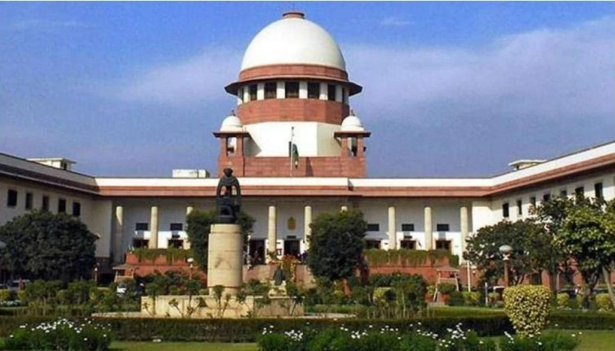Supreme Court. (Photo: PTI)
