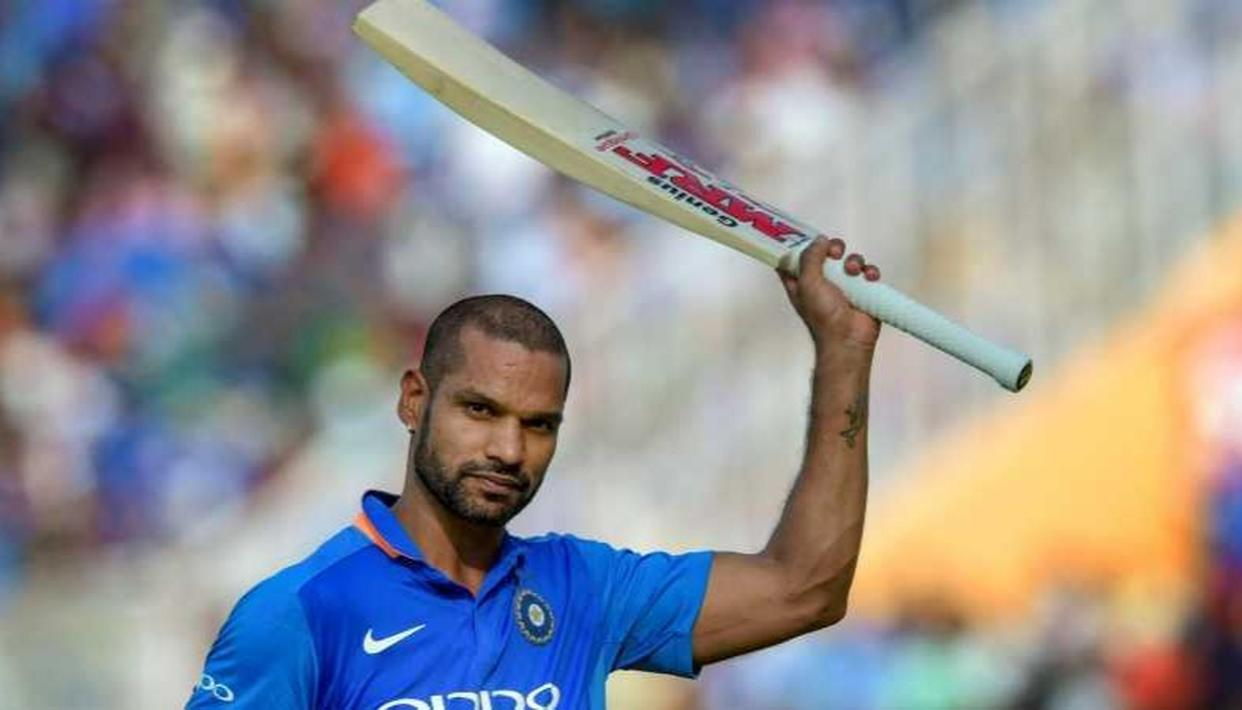 Shikhar Dhawan (File Photo | PTI)