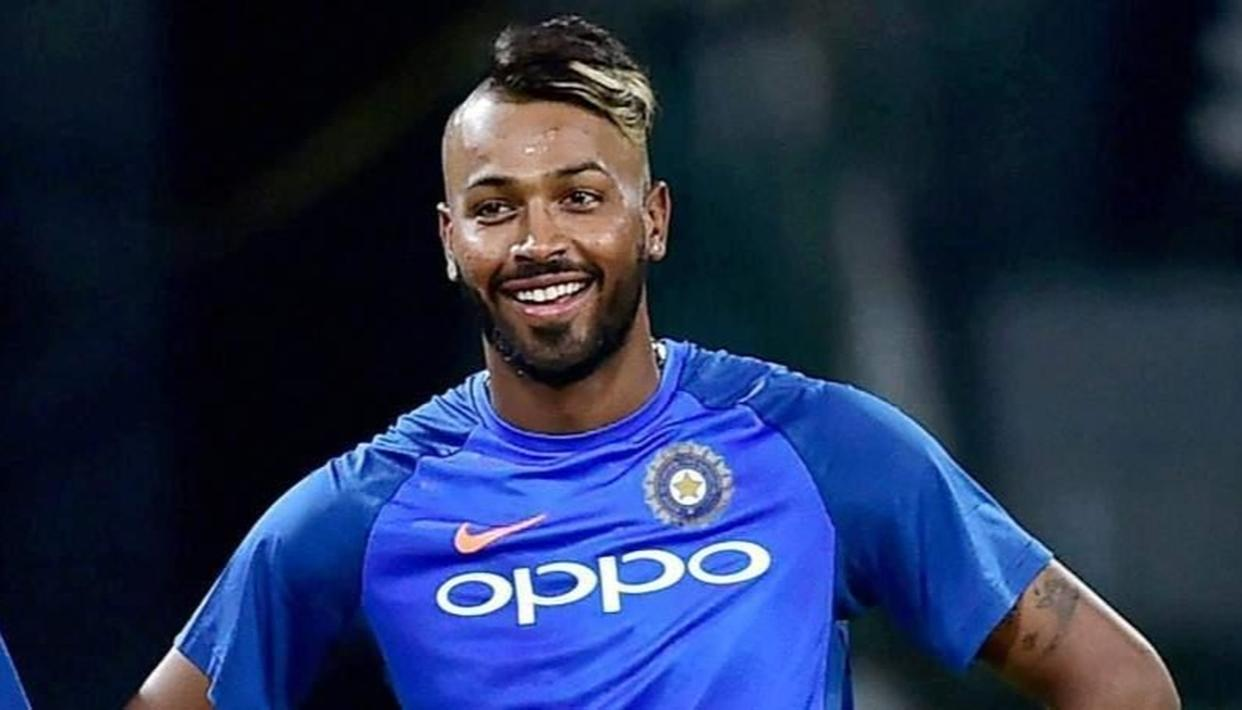 Hardik Pandya (Photo | PTI)