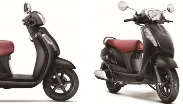 Suzuki Access 125 launched in matte colour options
