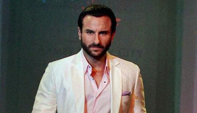 Take a chill pill and back-off: Saif