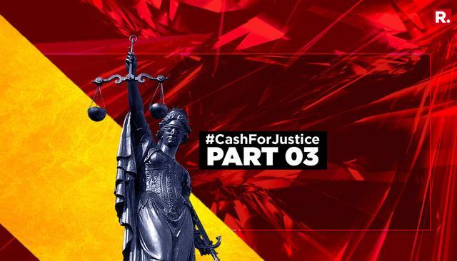 PART 3 OF #CashForJustice