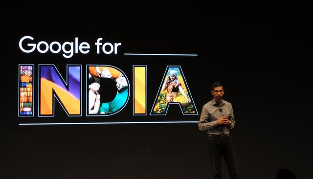 GOOGLE FOR INDIA LAUNCHED!