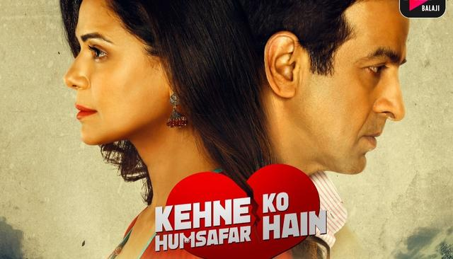 1ST LOOK OF 'KEHNE KO HUMSAFAR HAI' IS OUT!