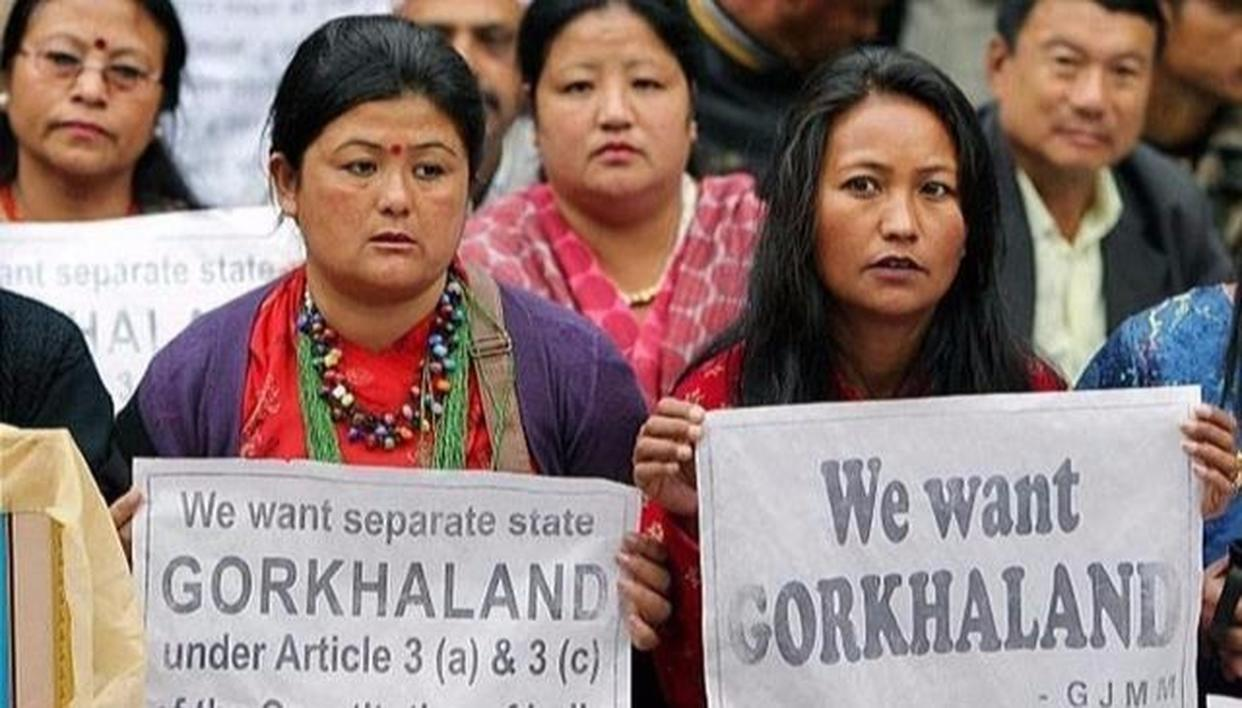 DARJEELING UNREST ESCALATES