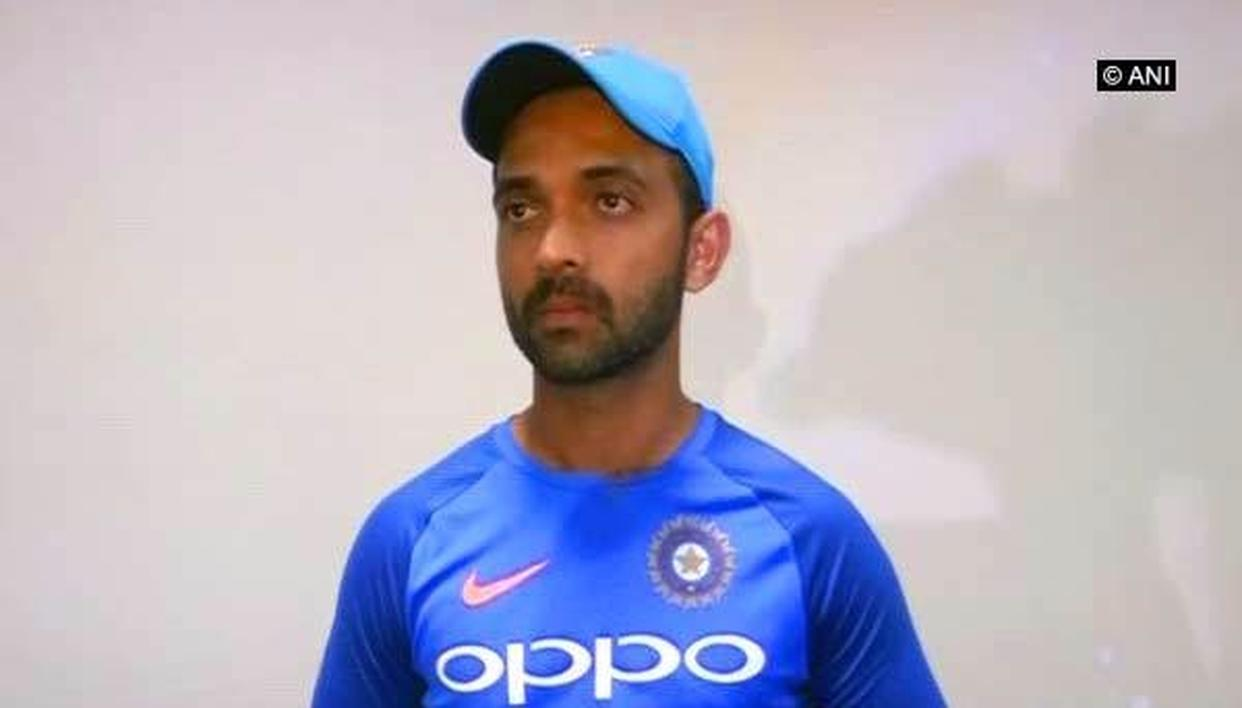 Hunger keeps Rahane going
