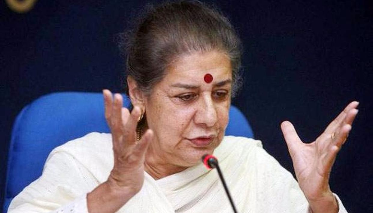 #CongBreaksUp: AMBIKA SONI RESIGNS FROM PARTY POSTS