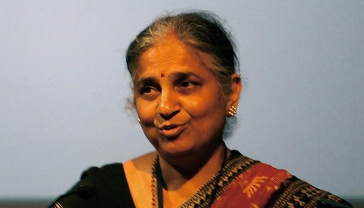 Sudha Murthy termed as 'Cattle Class' at Heathrow Airport