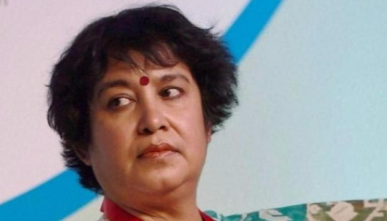 TASLIMA NASREEN SPEAKS OUT AFTER AIMIM'S PROTESTS
